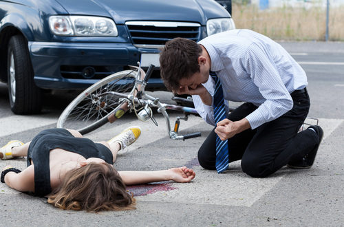 what to do if you have been hit by a car